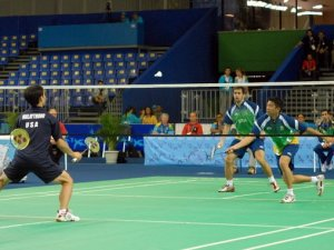 badminton becoming a school sport Of the seven sports currently under consideration for ncaa championship status, badminton is the most popular at the high school level will the backyard sport make the transition to.