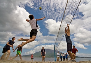 Beach Volleyball - Play Online Games Free