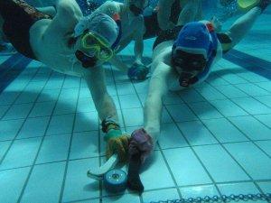 Underwater Hockey